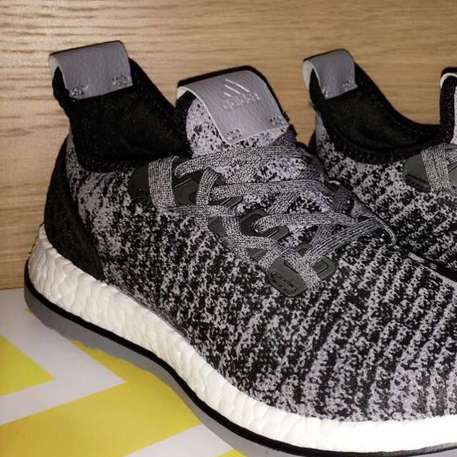 pure boost uncaged