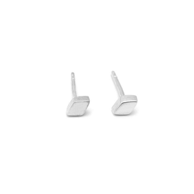 AIJA Sterling Silver Earrings