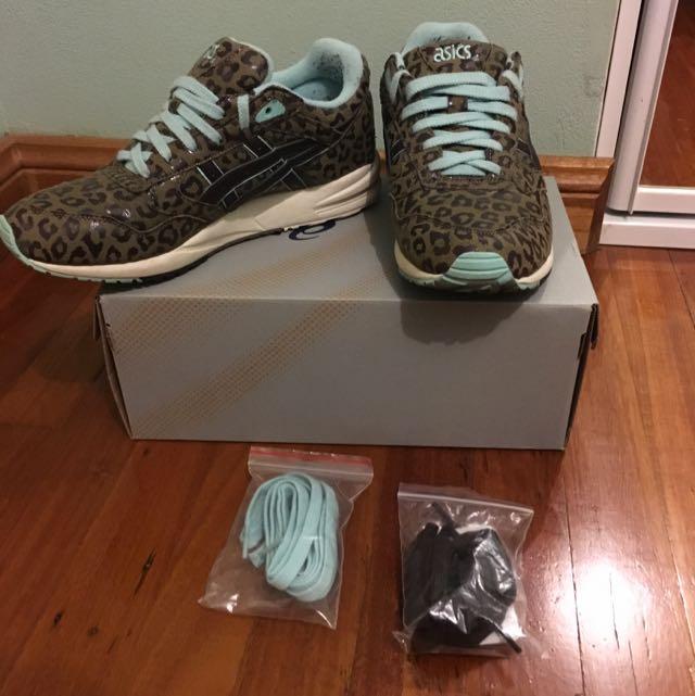 Asics Gel Saga Leopard Sneakers
