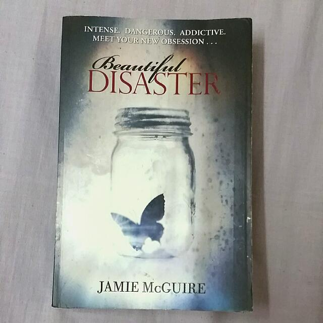 BEAUTIFUL DISASTER  BY: Jamie McGuire
