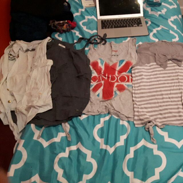 Bunch Of Tops Size M/L