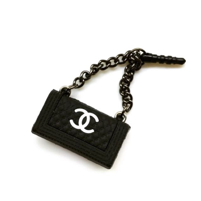 Chanel 香奈兒 手機防塵塞