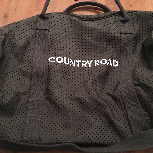 Country Road Duffle Bag