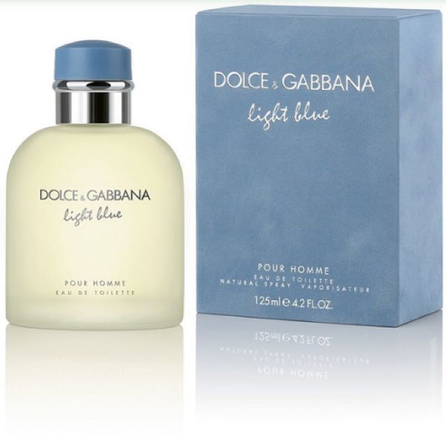 Dolce & Gabbana Light Blue 125 mL