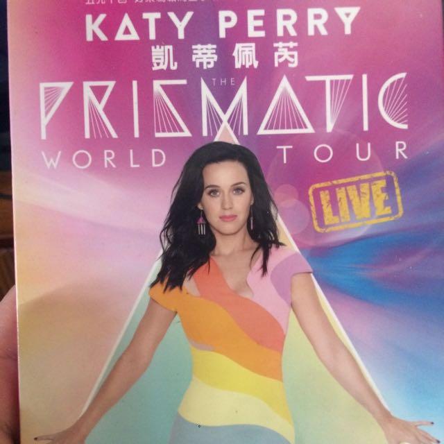 凱蒂佩芮DVD