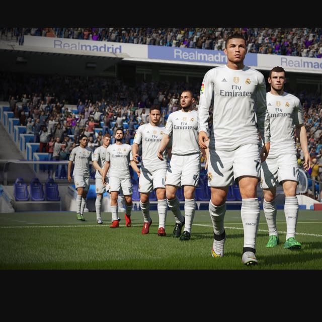 [Price Reduced] Fifa16 PS4