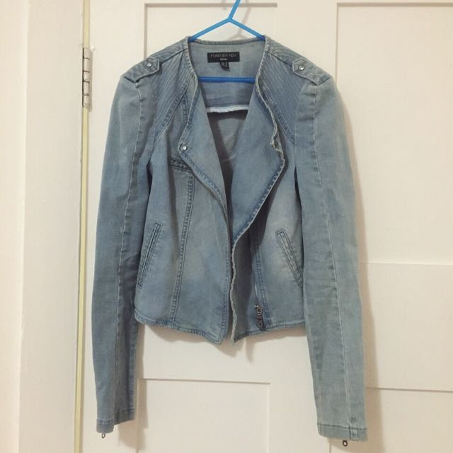 Forever New - Denim Jacket (price Negotiable)
