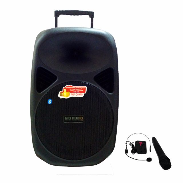 """Harga Amptron Sse 3082f ... Source · Gio Audio A28S- Speaker Portable Wireless Pa System 12"""""""
