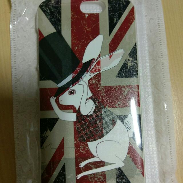 HTC A9 英倫兔子手機殼 硬殼