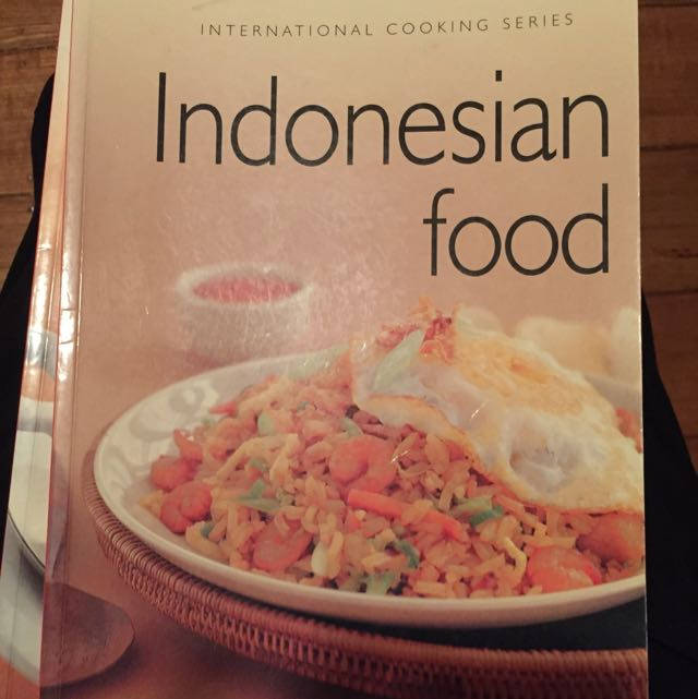 International Cooking Series
