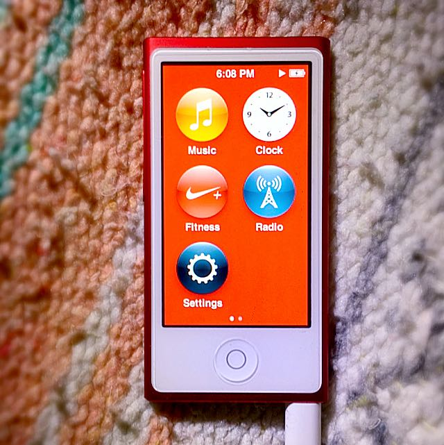 IPod Nano 16GB (PRODUCT)RED Edition