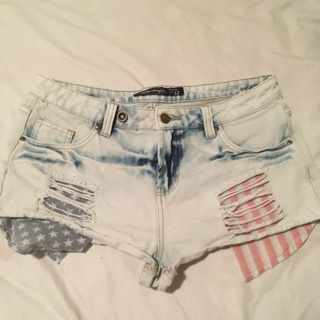 Mini Short Denim