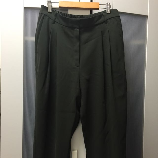 MNG Tapered Pants