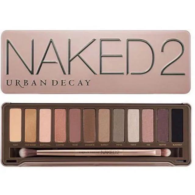 Naked Pallet 2