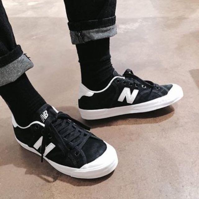 Nb帆布鞋 黑色25 Proctsbe現貨