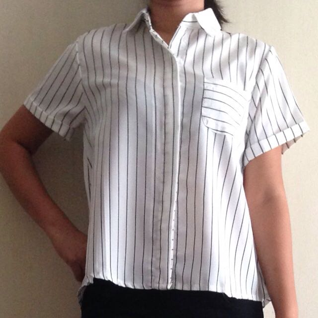 NEW! Stripe Shirt