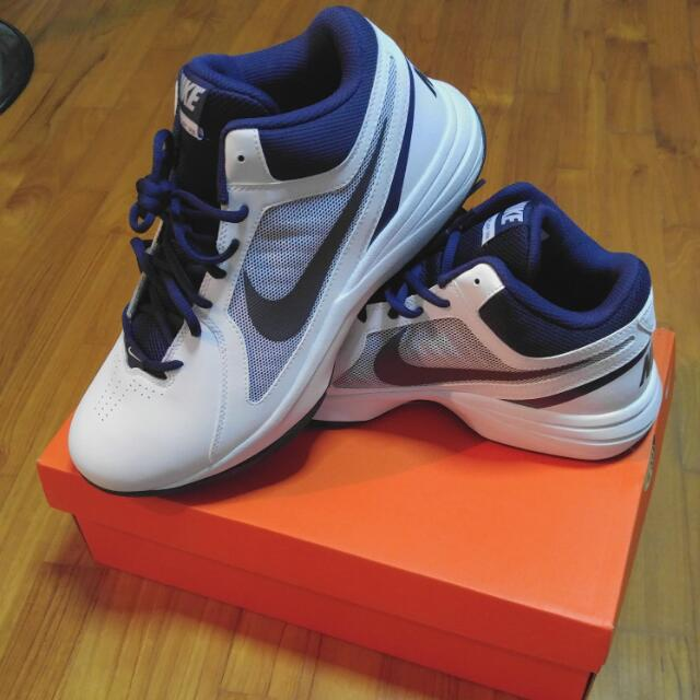 Brand New Nike Overplay VIII Basketball Shoes US11 (Adidas 76b119a29d68