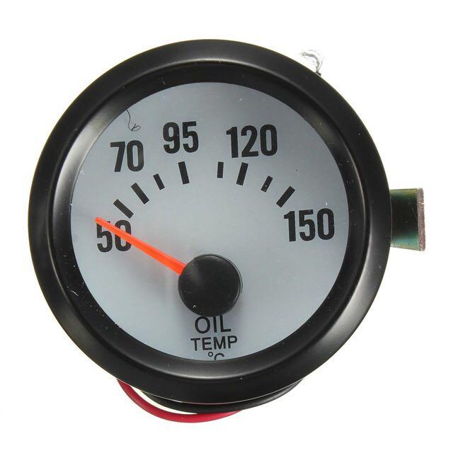 Oil Temperature Gage