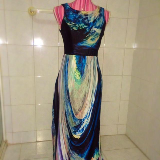 Opal Long Dress