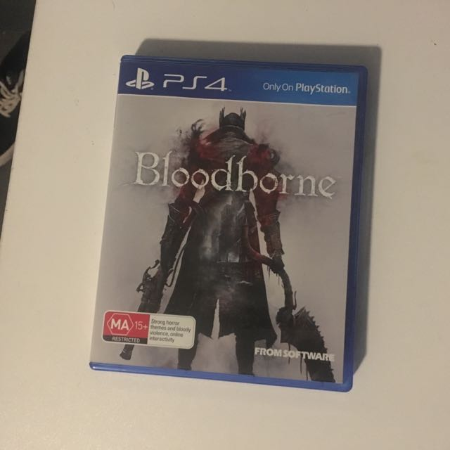 Selling Bloodborne