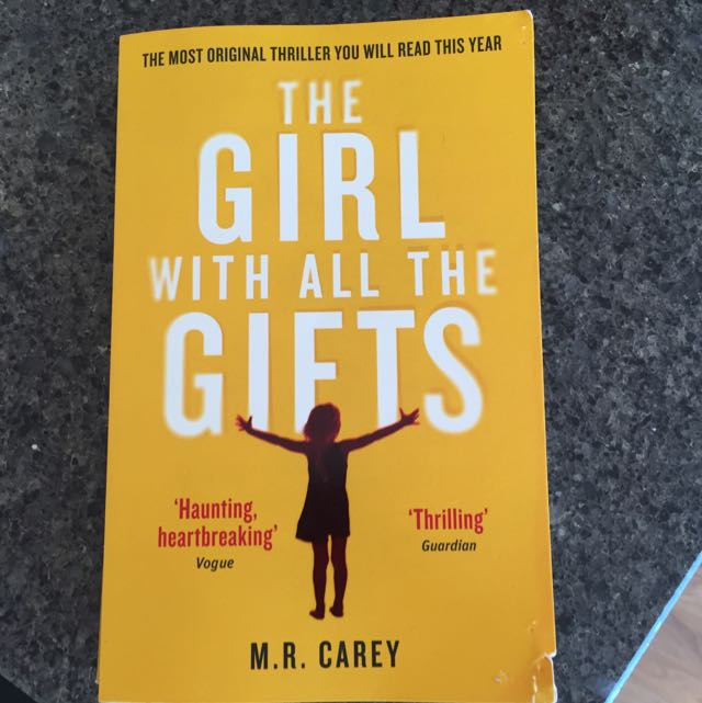 The Girl With All The Gifts, M.R. Carey