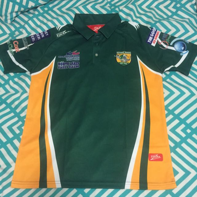 Wyong Roos Polo Shirt Size S
