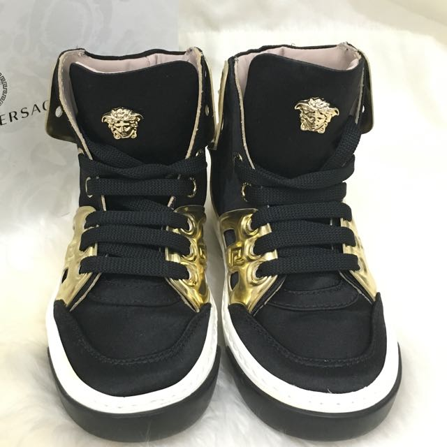 Young Versace Unisex High Tops