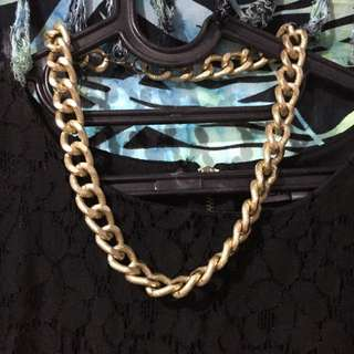 CHAINED NECKLACE ( Kalung Rantai)