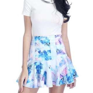 Fayth Sienna Flounce Skirt