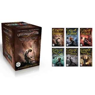 The Mortal Instruments: The Complete Collection