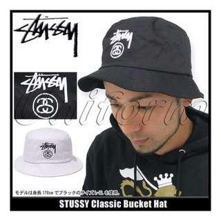Stussy LOGO 漁夫帽 棒球帽 遮陽帽 老帽 女孩最愛 原宿系