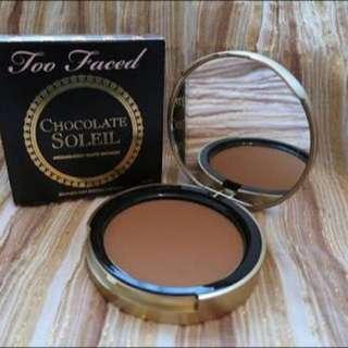 Too faced Soleil bronzer