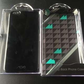 MOVE Black iPhone 6+ Phone Case