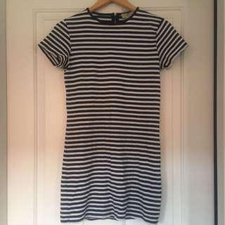 Zara Striped Dress