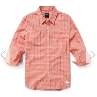 7分袖襯衫(含運)