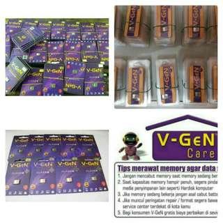 Memory Card V-gen 8gb Buy 1 Get 1