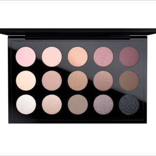 MAC Eye Shadow Palette x15 Cool Neutral