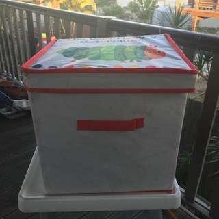 Hungry Caterpillar Box