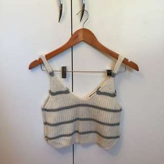 Knitted Crop