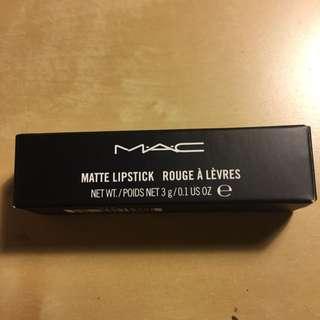 MAC Russian Red Matte Lipstick