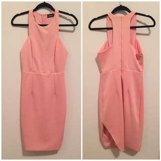 Peachy Pink Dress