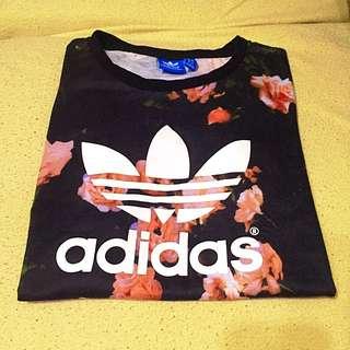 adidas Originals 印花 T恤
