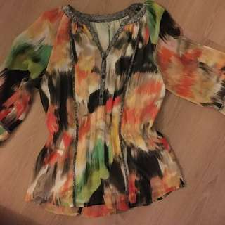Marc's For New York Blouse
