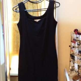 Midi Dress / Long Top