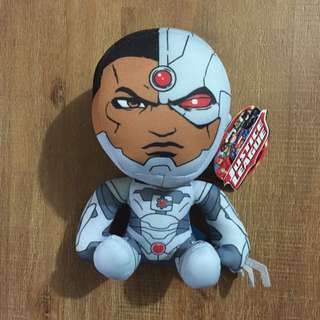 Cyborg Plush Toy