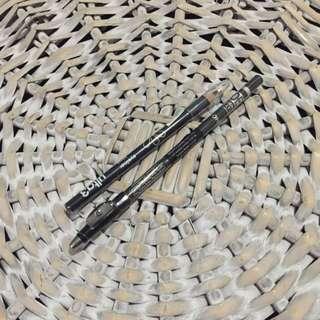 Ultra 3 & DB Black Eyeliner Pencils