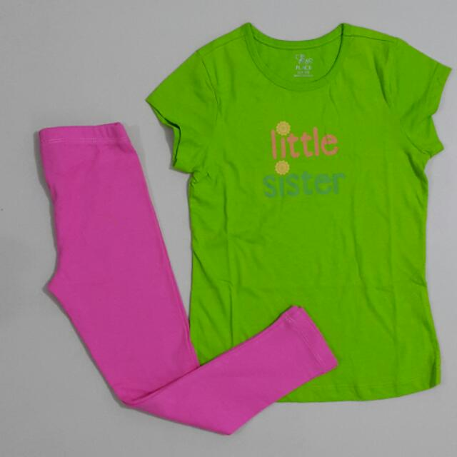 1 Set Top+legging