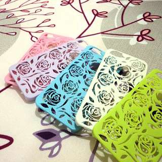 Roses Case For iPhone 5/s