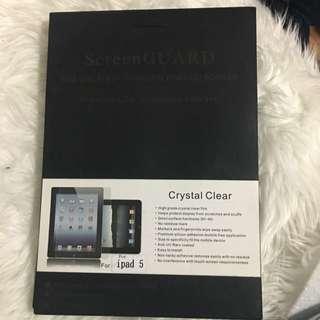 iPad 5 Screen Protector