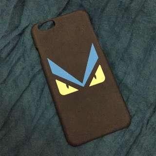 Fendi Monster Case Iphone 6